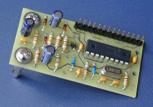 FreqShow Function Generator Frequency Display circuit board